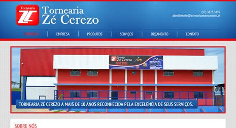 Tornearia Zé Cerezo